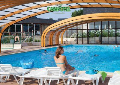 La Grande Metairie Covered pool