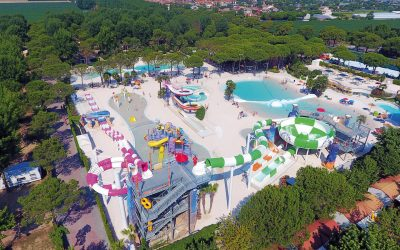 ITALY – CAMPING UNION LIDO FROM €1,700