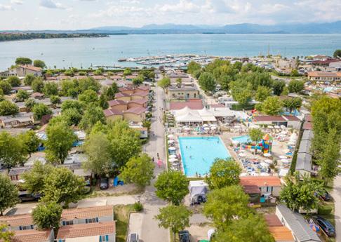 Camping Butterfly Village – Lake Garda