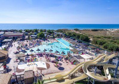 Les Méditerranées – Beach Garden – Languedoc