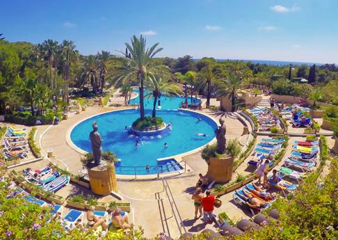 Park Playa Bara – Costa Dorada